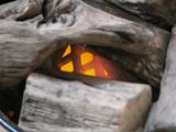 火起し器の赤熱