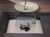 囲炉裏の網