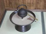 開化火鉢 茶.jpg
