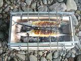 秋刀魚炭火焼2