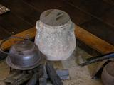 火消し壷 石1