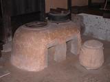火消し壷 石3