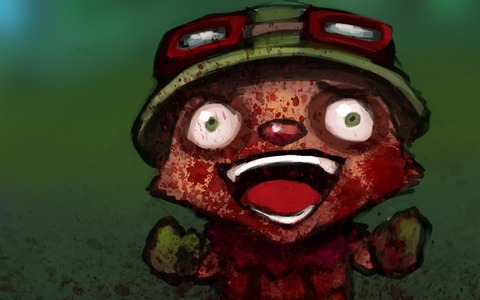 League-Of-Legends-Bloody-Teemo-Wallpaper