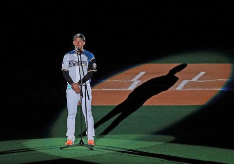 日ハム斎藤佑樹の引退スピーチ全文「きっと、またお会いしましょう」