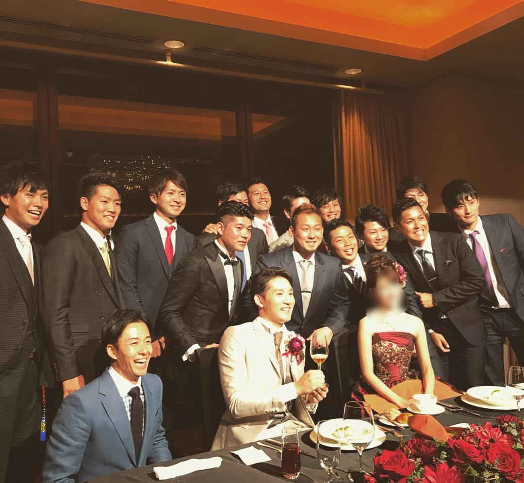 日ハム 杉谷 結婚 日本ハムに空前の結婚ラッシュ! 石井と横尾の入籍を発表、3月だけで5人目