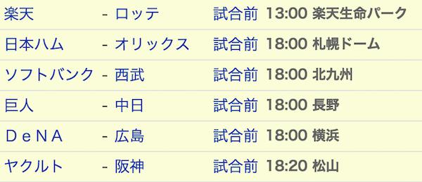今日のやきう、札幌ドーム以外全部中止の可能性も
