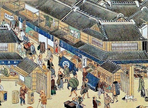 今の記憶のまま1600年の江戸に爆誕したら