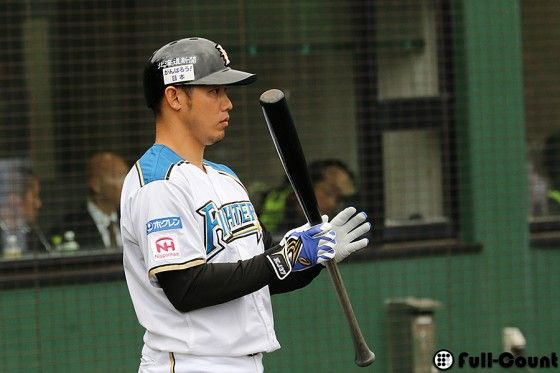 オープン戦全打席代打の日ハム矢野、打率.438