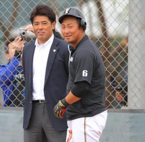 中田翔はん侍入りへ 稲葉監督「入ってほしいという感情はある」