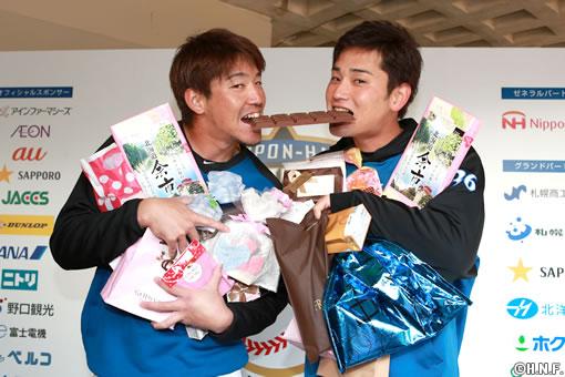 山田哲人、バレンタインチョコ 個で野球選手1 …