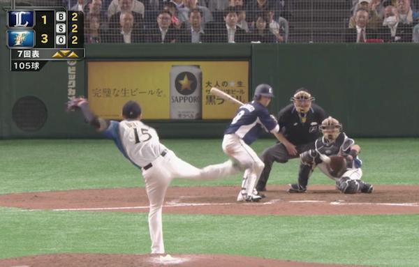 【速報】日ハム上沢、ノーアウト満塁で絶体絶命のピンチ乗り切る