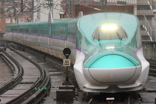 H5系_H1編成_仙台駅入線