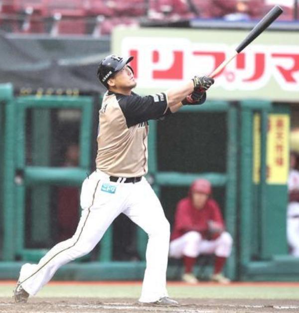 中田翔、プロ野球のシーズン記録まで後3本に迫る