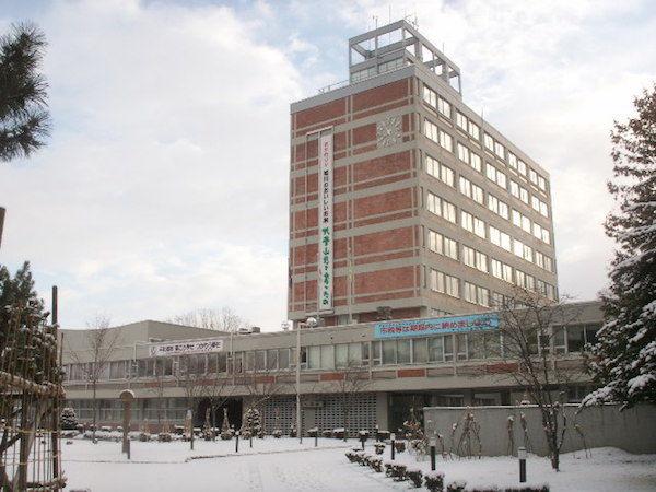 旭川市庁舎