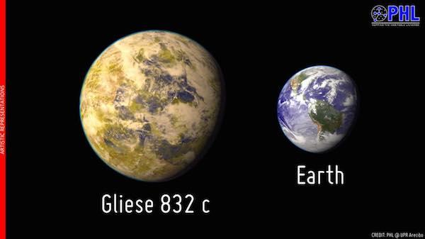 NASAが「もう一つの地球」を発見したらしい