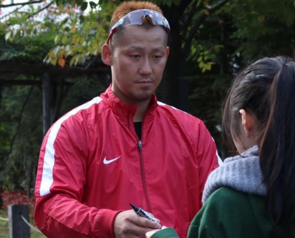 中田翔さん、FA権行使に前向き「福岡はごはんが美味しい」