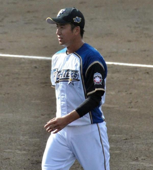 斎藤佑樹、38日ぶりに実戦復帰「結果を残せるように」
