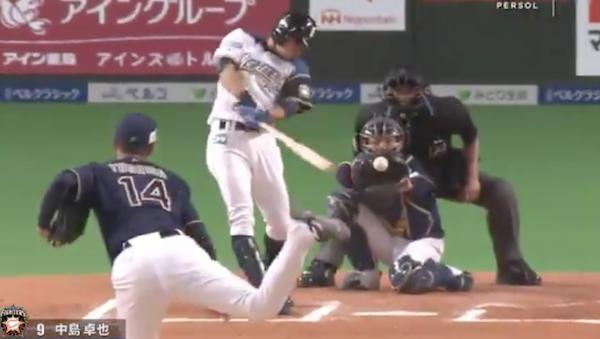 【朗報】日ハム中島卓也も今季初猛打賞で打率爆上げ中
