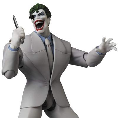【DCコミックス】マフェックス「ダークナイト リターンズ ジョーカー」予約開始