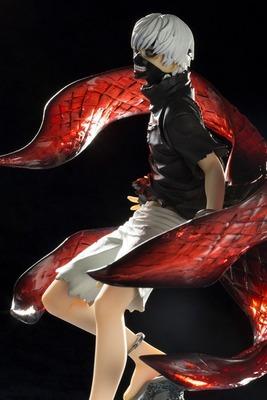 【東京喰種】コトブキヤ「ARTFX J 金木研 AWAKENED リペイントver.」フィギュアが予約開始!赫子がリペイントされての再販