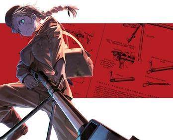 【比村奇石】スタジオ・ドラゴン「象撃ち銃のユーリア」フィギュア彩色原型公開
