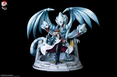 【遊戯王】Kitsune Statue「海馬瀬人&青眼の究極竜」スタチュー登場