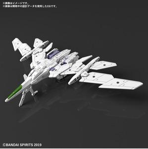 30MM新機体「エグザビークル」が発表!機体デザインは島田フミカネ氏