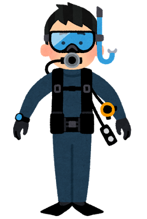 swimming_wetsuit_man_diving_left