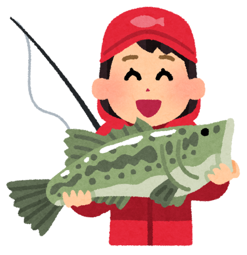 fishing_bass_woman