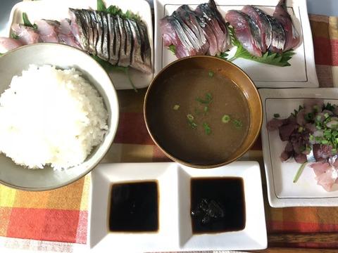 【画像】魚釣れたから食べた