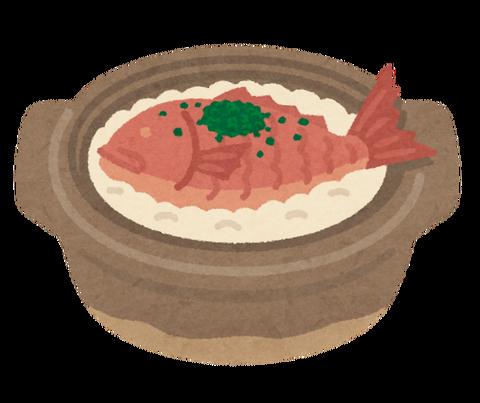 food_donabe_taimeshi