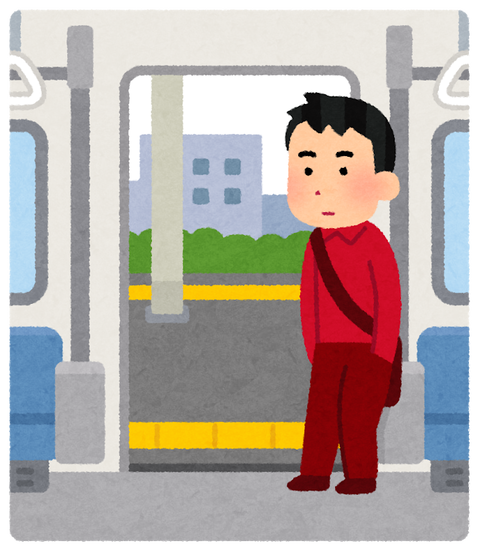電車ガイジ