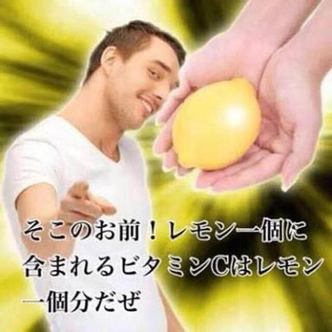 レモンの人