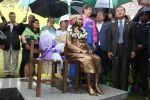 【慰安婦問題】米国首都ワシントン近郊で少女像設置へ 韓国系団体が27日除幕式、米で5体目 韓日GSOMIA終了決定の中 写真
