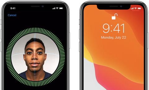 マジでiPhoneのFace ID廃止にして欲しいんだが…
