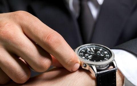 時計って社会の階級章みたいだよな