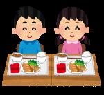 【もぐもぐタイム】給食中、おしゃべり禁止 黙って食べるのはどうして