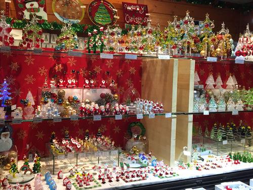 ミュンヘン・クリスマス市に出店のGLASS GALLERY