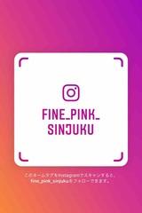 ファインピンク Instagram始動👏‼️【FINEPINK】