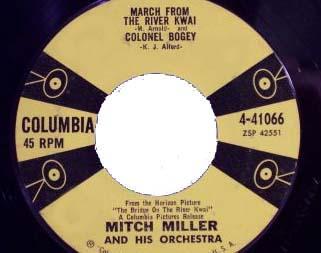 ミッチ・ミラー合唱団(Mitch Miller with His Orchestra and Chorus ...