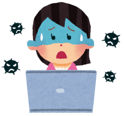 Windows 7/8/10パソコンの基本的なセキュリティ対策、ファイルの種類「拡張子」を見てコンピュータウイルス、マルウェア、トロイの木馬、スパイウェア、ランサムウェアと見抜く判断方法。ファイルの拡張子を刮目せよ