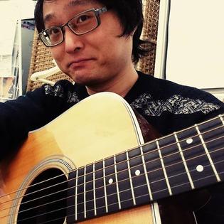 俺ギター練習