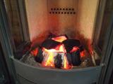 切炭の燃焼6