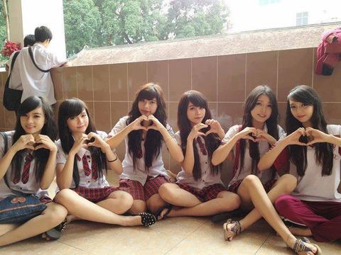 カンボジア美人