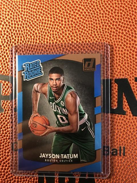 2018-1-b-11 Jayson Tatum