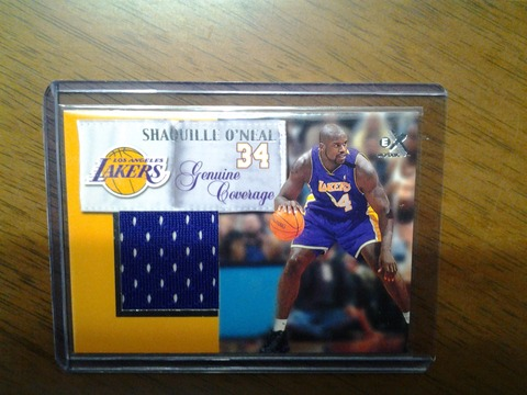 2017-1-f-4 Shaquille O'Neal Jersey