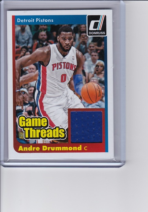2016-6-b-3 Andre Drummond Jersey
