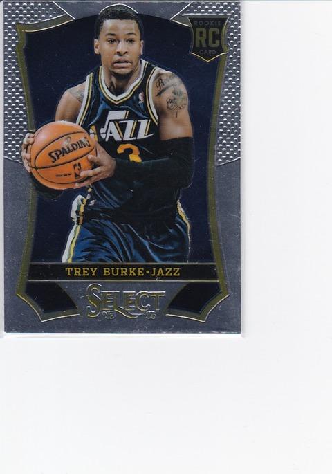 2016-8-d-3 Trey Burke RC