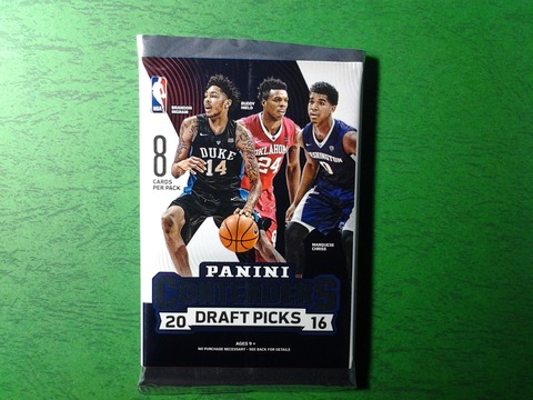 2017-1-m-1 2016 Panini Contenders Draft Picks Brandon Ingram