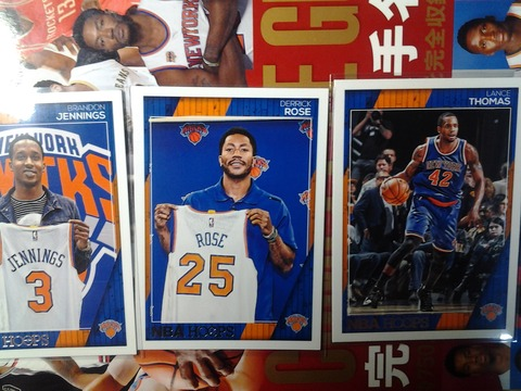 2017-2-b-19 Derrick Rose and New York knicks